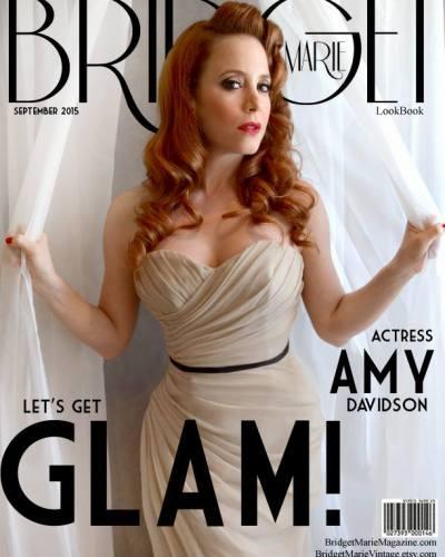 Bridget Marie Magazine