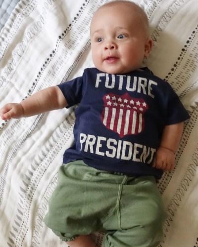 Future President?!!