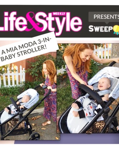 Mia Moda stroller giveaway!!