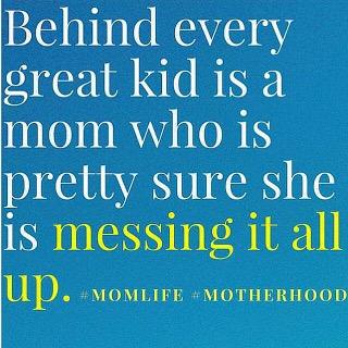 Mom fail 😕