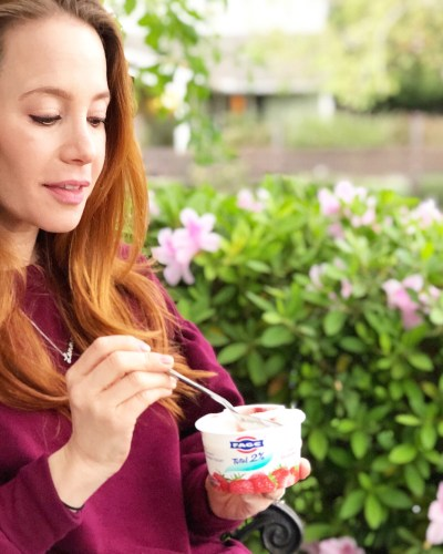 A better Day with fage