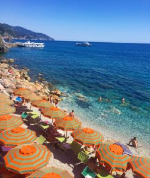 Montetrosso Beach Umbrellas