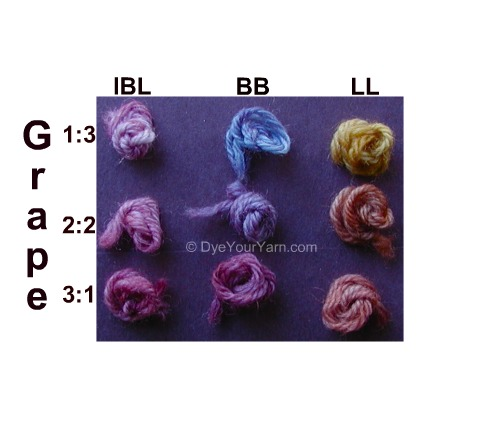 Kool Aid Color Dye Chart Amydeason