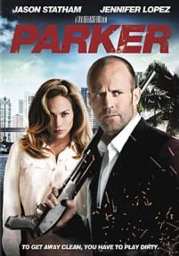 parker dvd cover