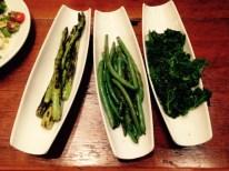 Sides - veggies