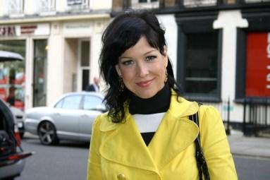 Amy Devers in London
