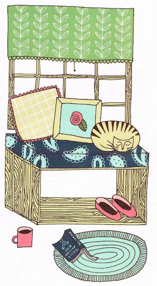 RM futon bench