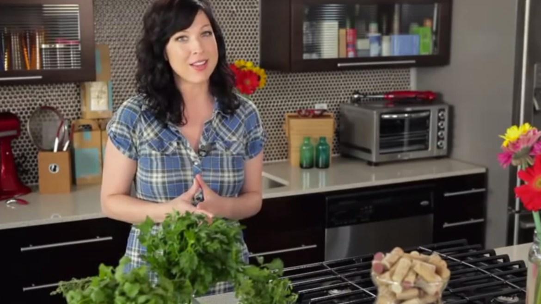 Herb gardening Amy Devers