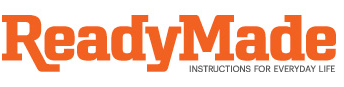 ReadyMade Instructions logo