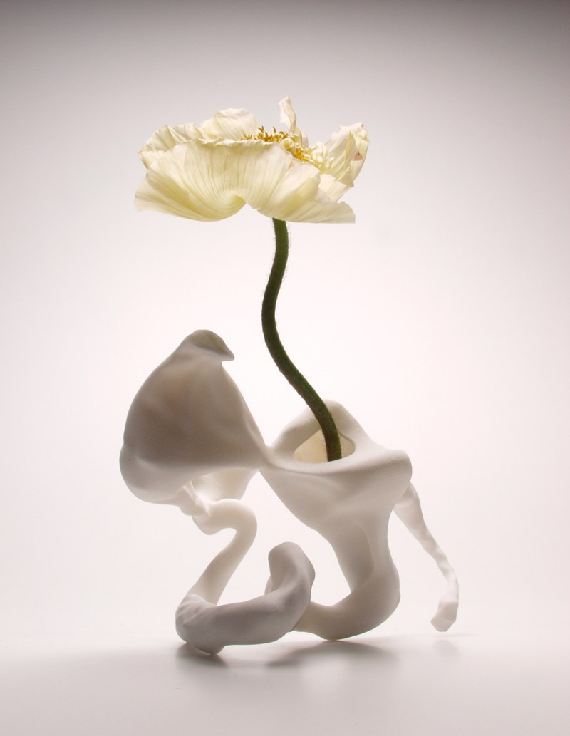 Snotty Vase by Marcel Wanders