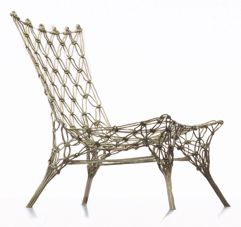 Knotted Chair (Droog Design) by Marcel Wanders