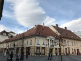 The eyes of Sibiu in the rooftops