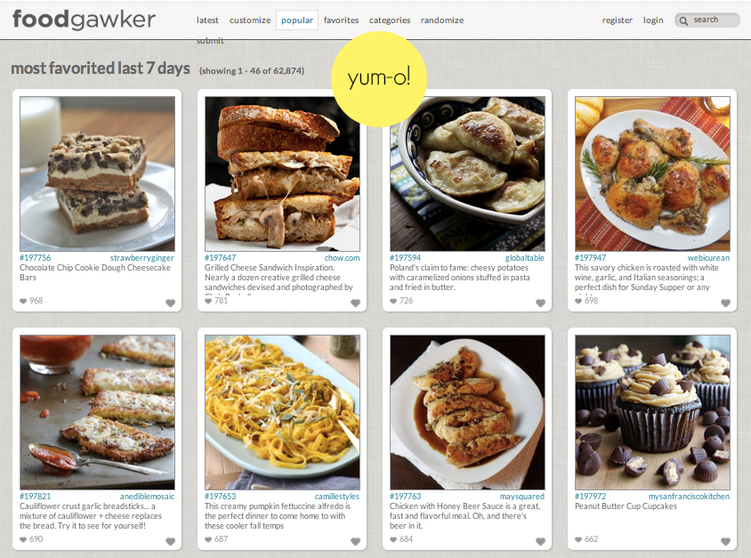 3 fantastic fabulous recipe resources the appreciator you can sort by category and customize your own page and recipes forumfinder Images