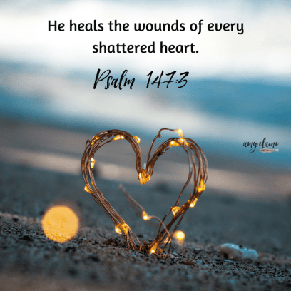 Healing Shattered Hearts