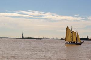 New York river