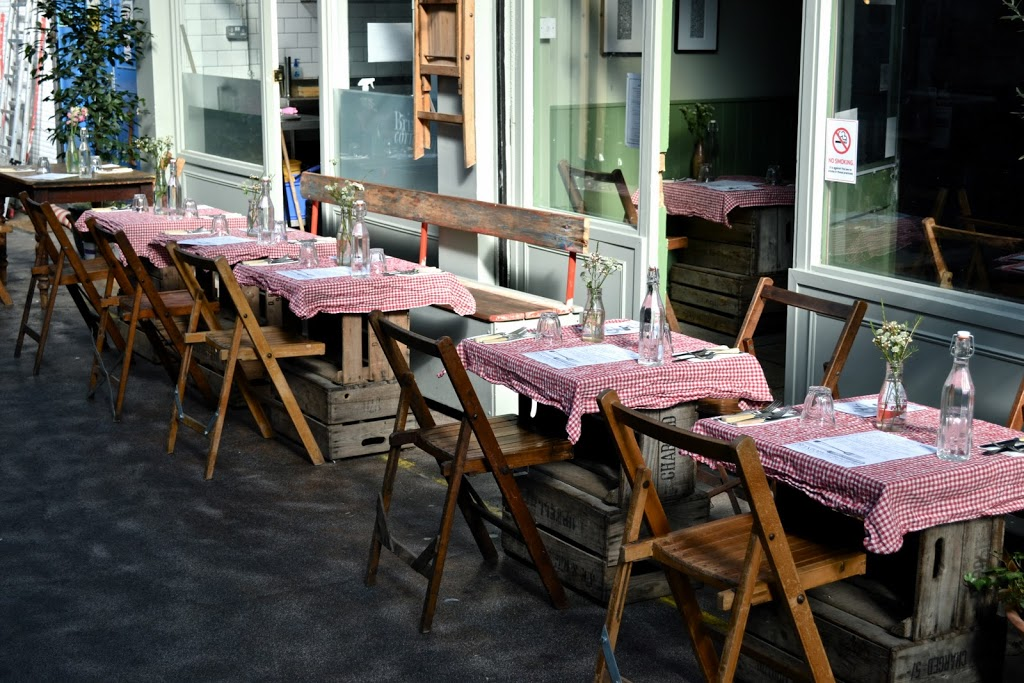 Places to eat in Brixton