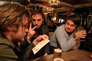 Boys at the pub