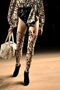 London Fashion Week catwalk