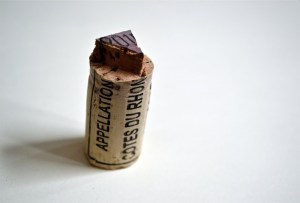 How to make a cork stamp