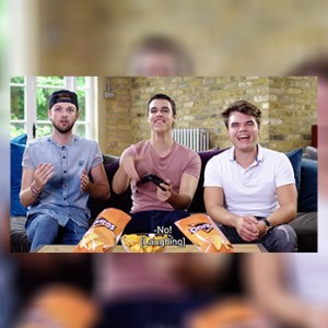 Doritos X BOX #Playbold campaign