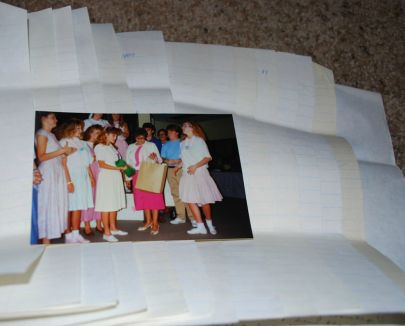 letters from classmates