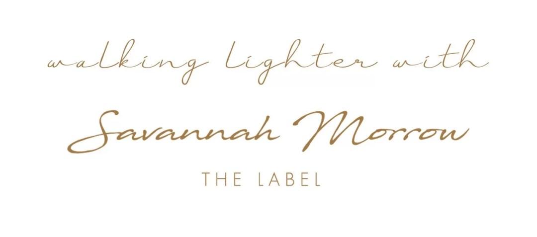Savannah Morrow The Label