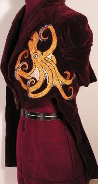 Squid Tailcoat