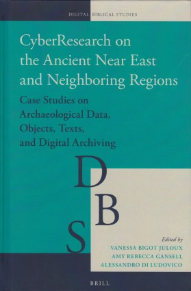 cover of CyberResearch on the Ancient Near East book