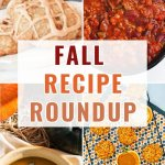 Add these fall flavors to your menu this year! Different recipes all inspired by the flavors of fall. From desserts to dinner, you're bound to find something you love! #fallflavors #fallrecipes #falldesserts #pumpkinspice #applecinnamon #homecookedmeal