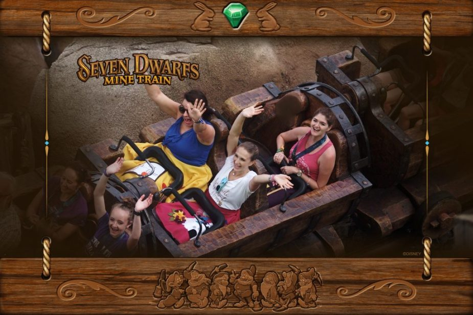 Rides aren't just for kids at Disney World!