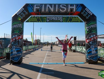This is my Cypress Half Marathon race recap. All about how the race itself is put on and how I felt along the way. Spoiler alert: I crossed the finish line!