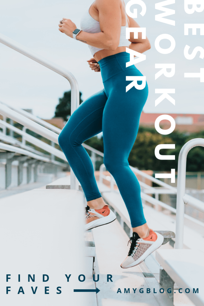 Check out some of the best workout gear on the market. Tops, bottoms and fitness accessories all at reasonable and discounted prices. I've included items for all seasons and different types of fitness. Take a look! #workoutgear #fitness #workoutclothes #athleticclothes #athlesiure #favoriteworkoutgear