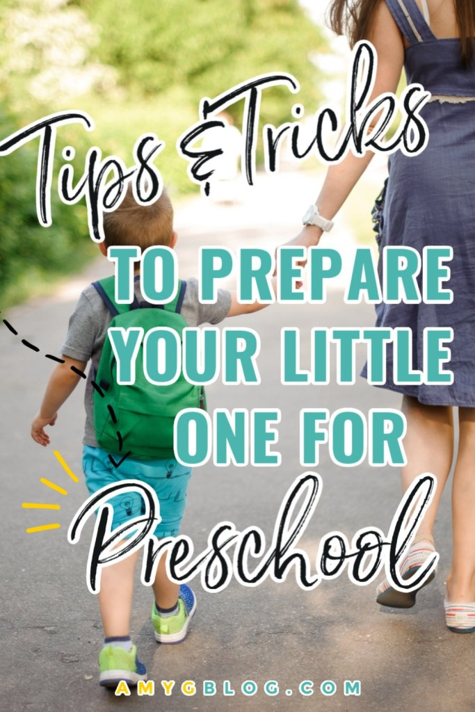 After three years of preparing for preschool each summer, we've found some awesome ways to prepare out children for the start of the new school year. From practice worksheets, to picking out new clothes and backpacks, your little one will be ready to take on the new school year this fall! #backtoschool #preparingforpreschool #preschoolprep #backtopreschool