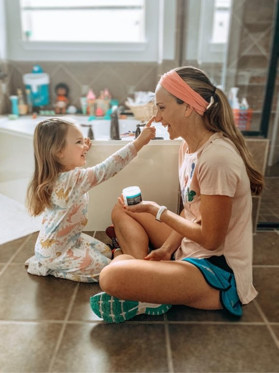Self care for busy moms - skincare
