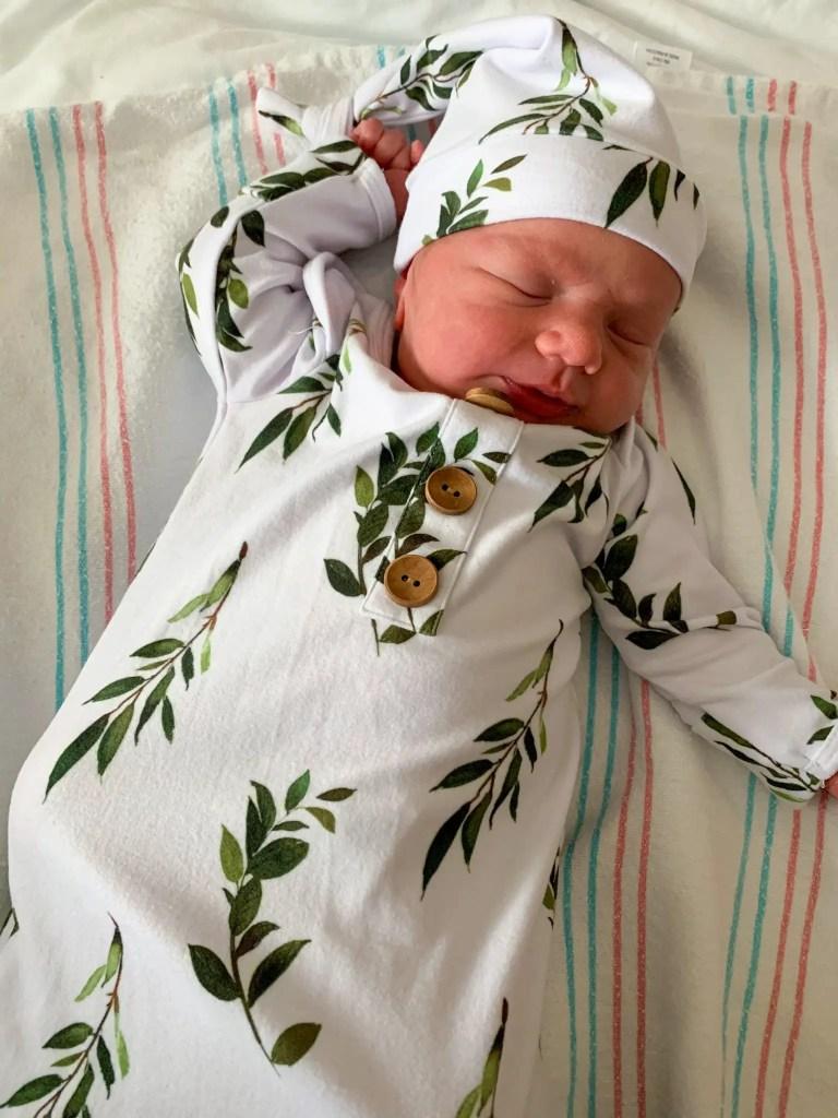 Beau Philip Gougler - Postpartum recovery and hemorrhage