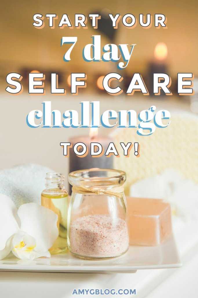 Grab your free printable checklist and join the 7 days of self care for moms challenge! Work towards feeling revived as a mom by taking care of you! #selfcare #sleeptips #fitnesstips #momlife