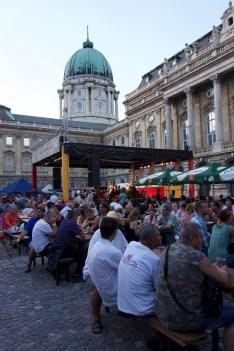 The Folk Arts Festival at Buda Castle
