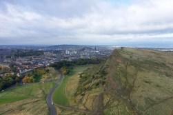 Edinburgh - hike to Arthur's Seat!