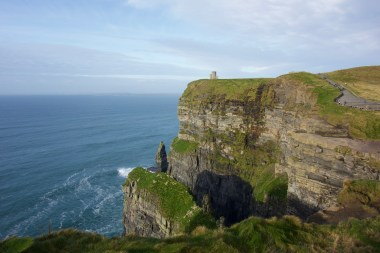 The real Cliffs of Moher