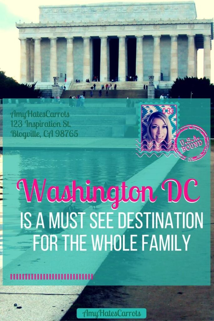 Washington DC is a must see destination for the whole family. Read all about it in this article.