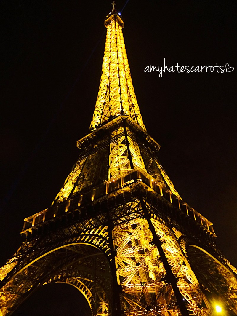 Night At The Eiffel Tower