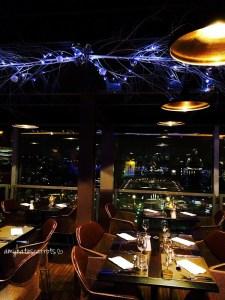 Dining at 58 Tour de Eiffel
