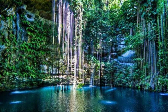 Mayan cenote | Courtesy of deckerpalooza.com