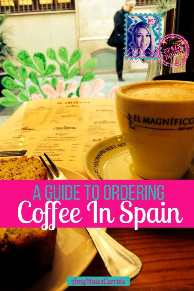 Un café con leche por favor | A guide to ordering coffee in Spain