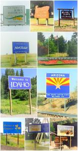 US State Signs 4