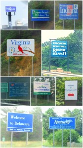 US State Signs 2