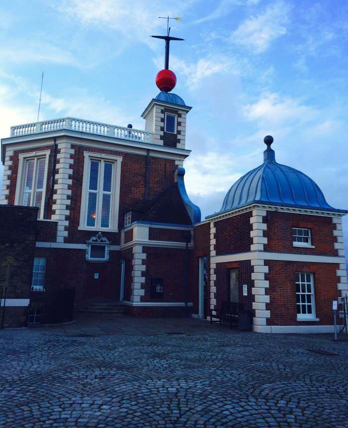 The Royal Observatory - Just a quick boat ride down the Thames, you will find the adorable Royal Borough of Greenwich, England aka the perfect day trip from London.