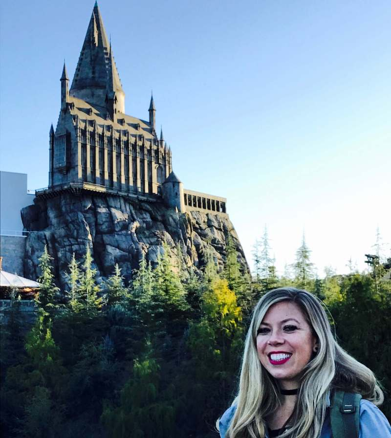 Visiting Harry Potter in Hollywood was even better than I imagined...you definitely need to go!