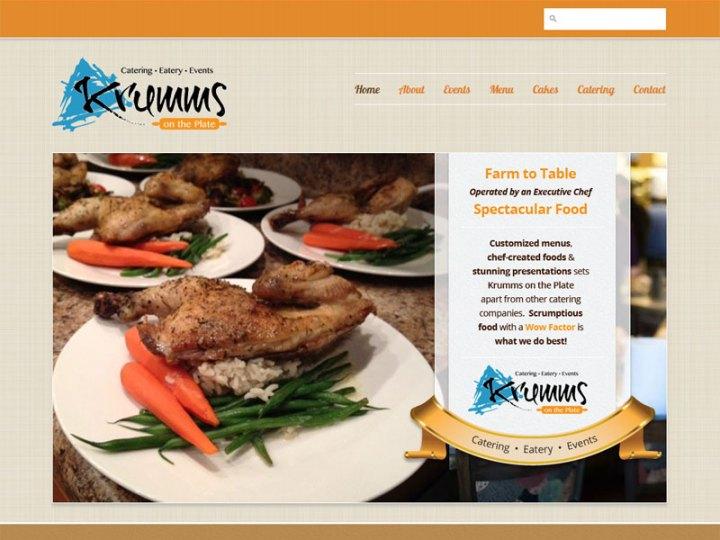 Krumms on the Plate