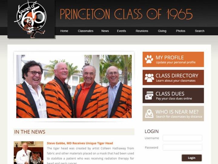 Princeton University Class of 1965